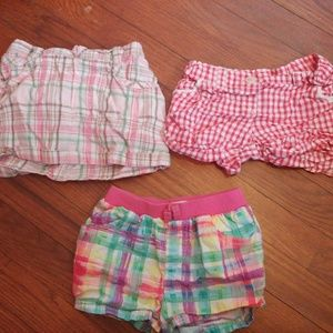 Other - Mixed lot of 3T 2 pairs of shirts and 1 skort